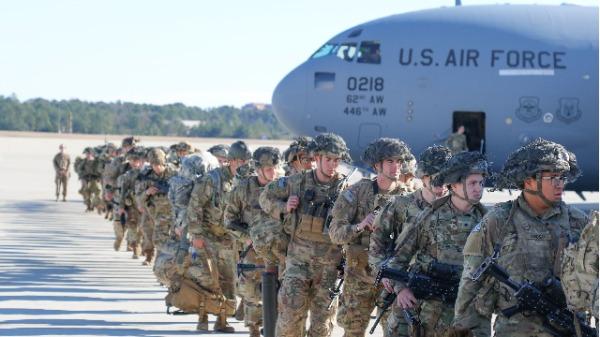 美軍會駐兵台灣? 圖片來源:阿波羅新聞