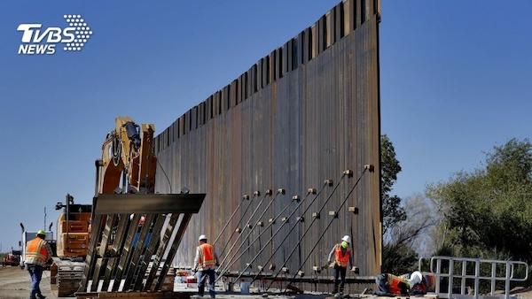 1124高牆如何形成? 圖片來源:TVBS