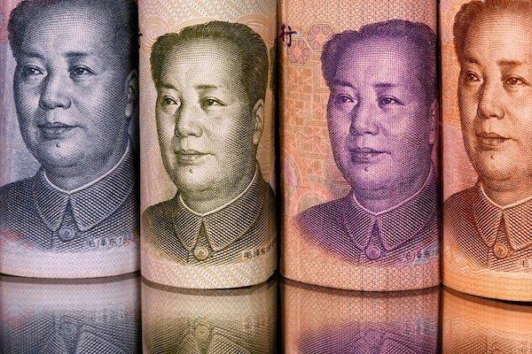 中國洗人民腦,還要奪人民幣。 圖片來源:聯合報