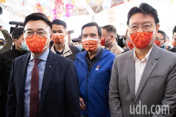 國民黨將變成老人政治? 圖片來源:聯合新聞網