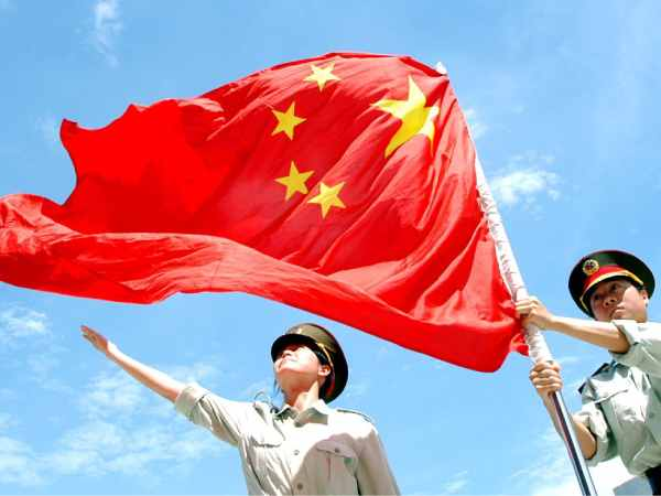 中國越發強大越成為世界的威脅。 圖片來源:超越新聞網
