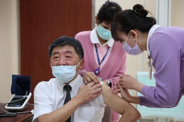 台灣的疫苗施打也是一個大工程。 圖片來源:數位時代