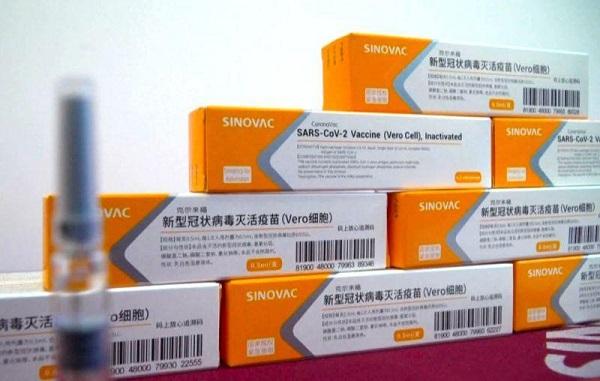 科興疫苗有效性備受質疑。 圖片來源:雅虎奇摩
