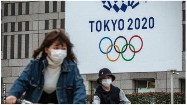 東京奧運在厭重疫情中展開。 圖片來源:BBC