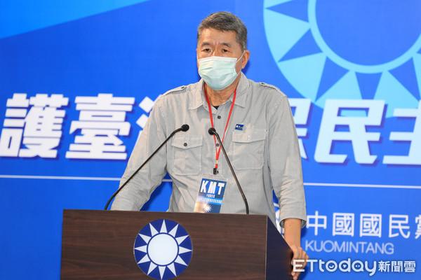 張亞中代表紅統勢力在國民黨崛起。 圖片來源:ETToday