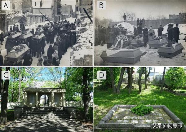 波蘭死亡谷萬人塚。 圖片來源:每日頭條