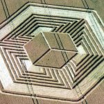 Fosbury Hillfort Hypercube 150x150 New Hypercube Crop Circle at Fosbury Hill Fort