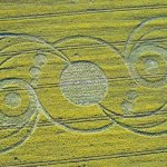Stonehenge Formation  Full 150x150 Second U.K. Crop Formation of the Year