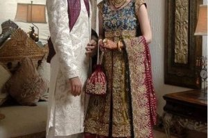 Bridal and Groom Dresses By Sanz Collection 2012