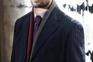 ChenOne-Summer Gents Coats Collection 2012