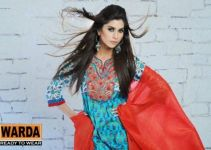 Warda Designers Latest Ready To Wear Eid Collection 2012 for Women