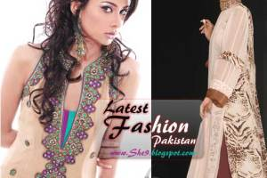 Latest Fashion in Pakistan