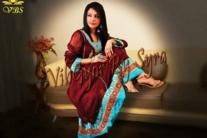Vibgyor by Syra Party Wear Winter Colthe Collection 2012 for Women (4)