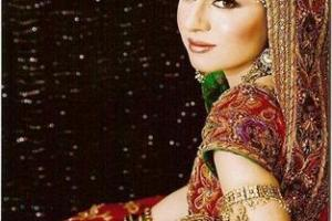 Bridal Makeup Jewellery Fashion 2012