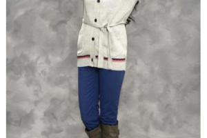 Leisure Club Latest Casual Wear Winter Dresses 2013 For Boys and Girls (2)