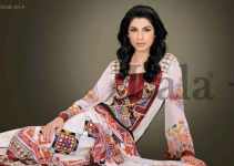 Kesa Vol 2 Winter Collection 2013 By Lala Textiles For Women