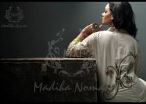 Madiha Noman New Year Winter Dresses 2013 For Women 001