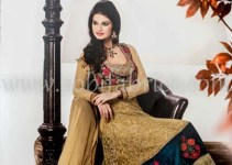 Zobi Fabrics Latest Party Wear Outfits Collection 2013 For girls Women 001