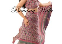 Bombay Wala Stylish Traditional Saree Collection 2013 For Women 01