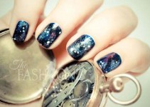 Nail Art Designs 2013 For Girls 001