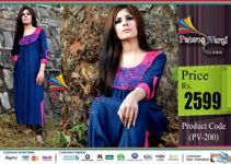 Patang Vargi Dresses Collection 2013 For Summer 01