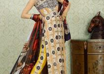 Asim Jofa Charmeuse Silk Latest Dresses Collection 2013 001
