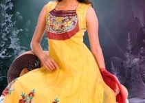 Collection 2013 Anarkali Frocks Readymade By Natasha Couture