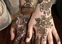 Bridal Mehndi Designs 2013-2014 8