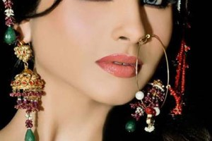 Latest Trend By N-Pro Nabila Salon Bridal Makeup & Hair Styles