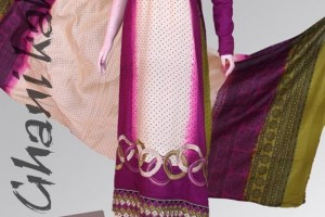 Ghani Kaka Textile Winter Dresses 2014 for Women 6