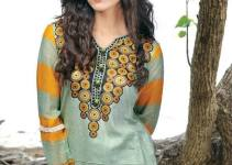 Exclusive Alishan Krinkel Spring Collection 2014 for Women 2