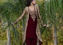 Mehryn Zafar Formal & Party Wear Collection 2014 for Women 1