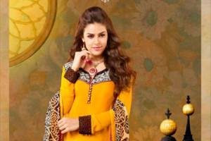 Vipul Exclusive Spring Wear Silk Collection 2014 for Women 5