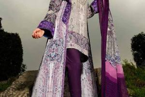 Sobia Nazir Exclusive Summer Wear Lawn Collection 2014 for Women 4