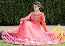 Jannat Nazir Formal and Bridal Dresses 2014 For Summer