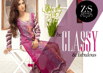 Sania Zara Designer Collection 2014 by ZS Textiles 4