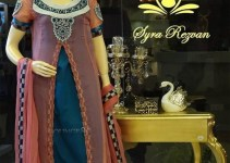 Syra Rezwan Spring Dresses 2014 For Women 3