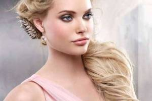 Prom HairStyles for Long Frizzy Hair 2014 (16)