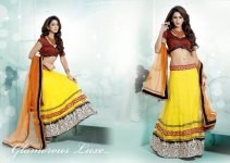 Best Lehenga Choli Launch Variety For Ladies (2)
