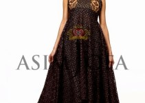 Completely New Eid Summer Professional Choice 2014 For Chicks By Asim Jofa (7)