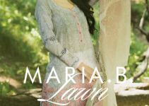 Maria B Outstanding Unpadded Eid Evening Storing 2014 for Wives (1)