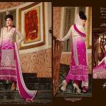 Brand New Home Ruhi Anarkali Clothes Selection 2014 For Ladies (2)