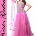 Brides Galleria Party Wear Dresses Collection 2014 6