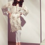 Ethnic by outfitters mid summer dress collection 2014 5