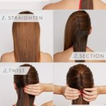 Fashionable Sweet Detailed Hair Styles Selection (1)