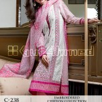 Gul Ahmed Fashion summer Dress Collection 2014 9
