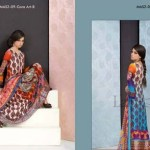 Lala's Embroidered Suits Collection 2014 3