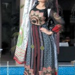 Lala's Embroidered Suits Collection 2014 5