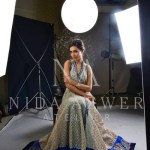 Nida Azwer Party Wear Dresses Collection 2014 4