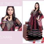 Zunaira's Lounge Party Wear Dress Collection 2014 7